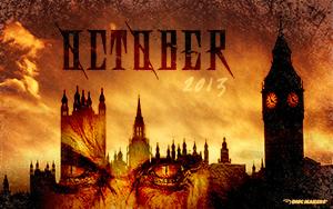 Disc Makers October Desktop Wallpaper. Zevon, Werewolves of London