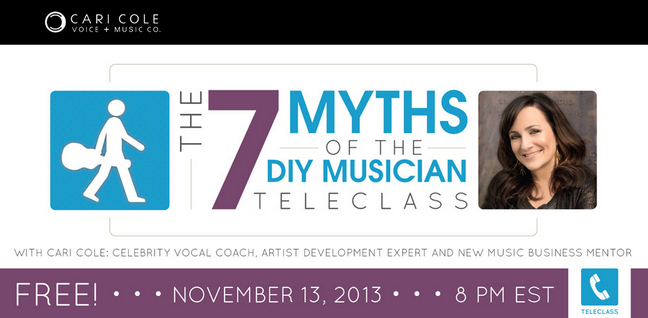 7 Myths for success as an indie artist