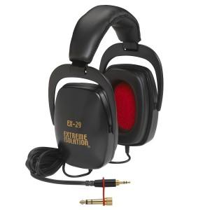 EX-29 isolation headphones