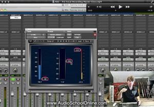 hip hop vocals compressor settings