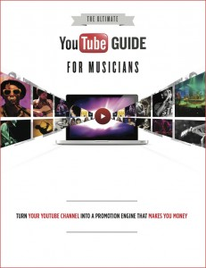 youtube for musicians