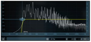 High Pass Filter and your audio mix