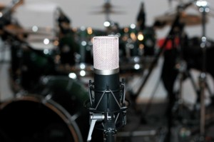 condenser mics and recording a snare drum