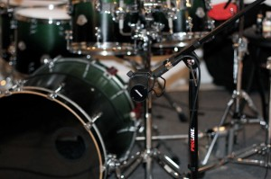 dynamic mics and recording a snare drum
