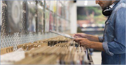 vinyl record revival