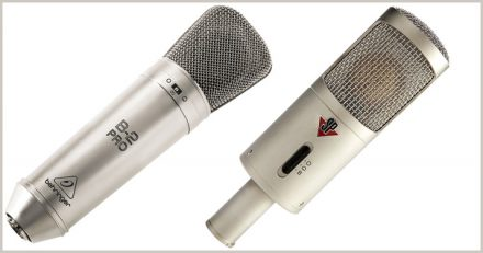 home studio microphone