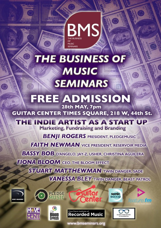Business of Music Seminar
