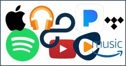 music streaming 2016