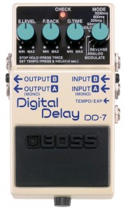 dd7 effects pedals