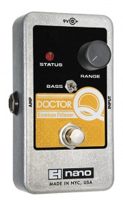 Doctor Q effects pedals