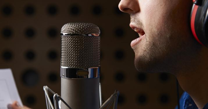 vocal producer