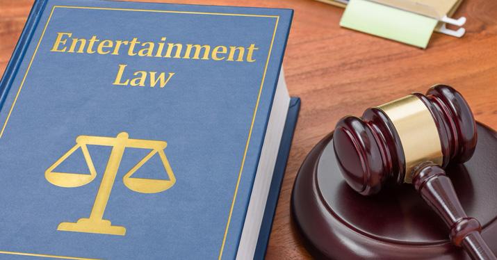 entertainement attorney