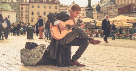 organic musical artist