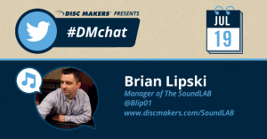 Brian Lipski - Introduction to Audio Mastering #DMchat