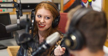 non-commercial radio