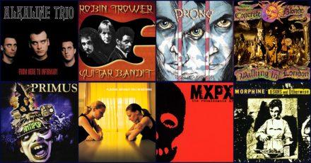 8 rock trios