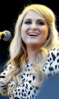 Vocal sensation Meghan Trainor has had trouble in the past with her health due to hemorrhaged vocal chords.