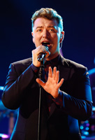Sam Smith admits to his voice being exhausted due to neglect.