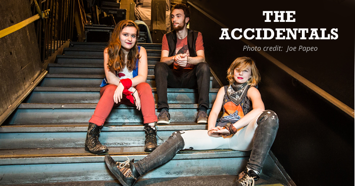 #tourlife hacks with The Accidentals