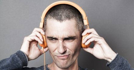An audio engineer identifying mistakes contributing to a muddy mix.