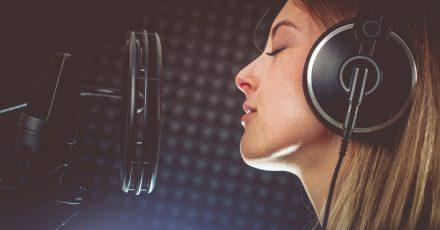 mixing vocals
