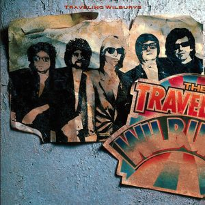 George Harrison's songwriting: Traveling Wilburys
