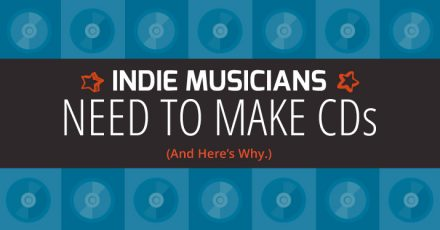 make CDs
