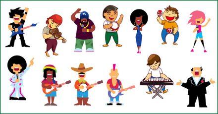 bimusical people