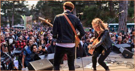 new music economy –megan slankard on stage