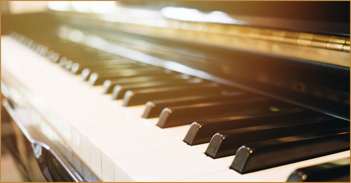 A traditional piano is not capable of making microtonal music without some modifications.