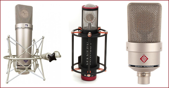 signature vocal mic shootout
