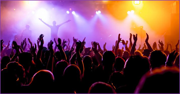 high exposure music gigs