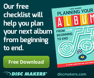 Our free checklist will help you plan your next album from beginning to end.