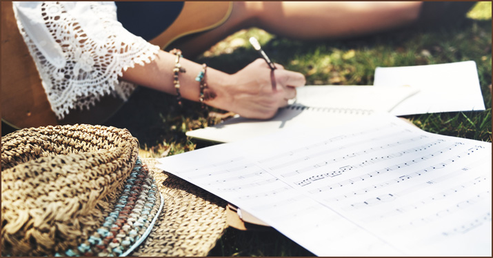 how to write a great melody