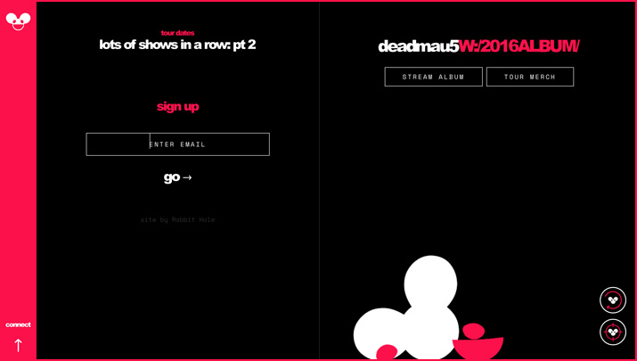 lead generation Deadmau5