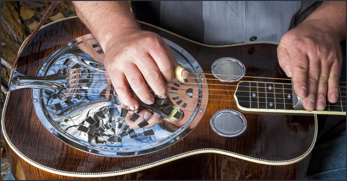 Slide Guitar A Tutorial In Six Videos Disc Makers Blog