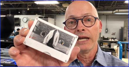 cassette USBs