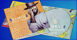 Digipak premium CD packaging