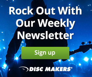 Rock out with our weekly newsletter