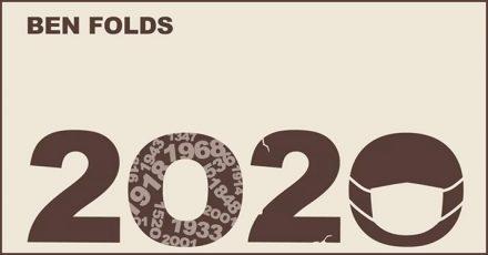 """Ben Folds """"2020"""""""