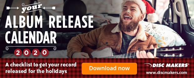 Your Album Release Calendar
