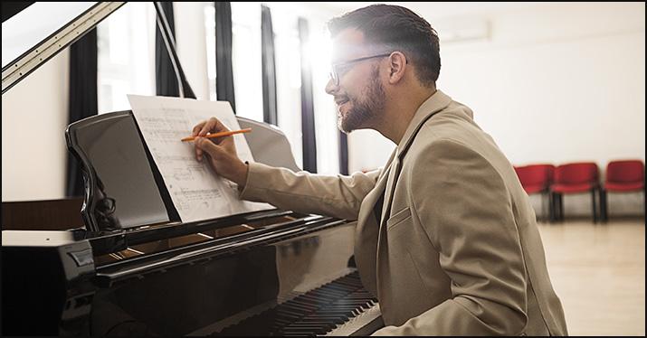 produce music