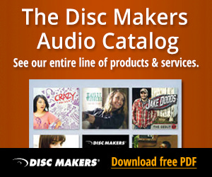 The Disc Makers Audio Catalog