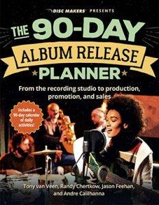 promote an album album planner guide