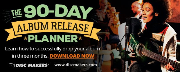 The 90-Day Album Release Planner