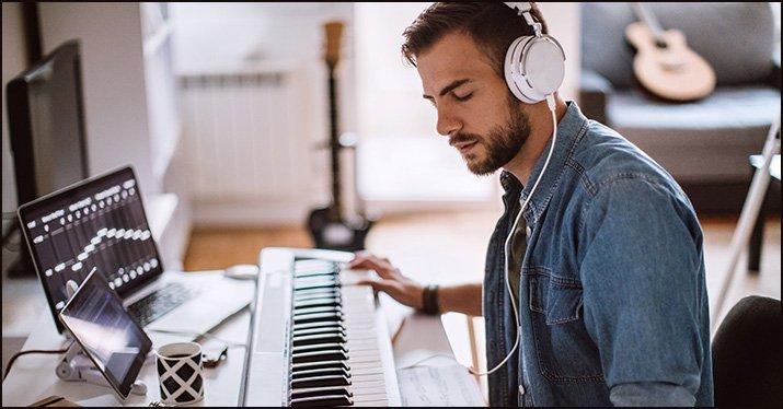 recording studio income