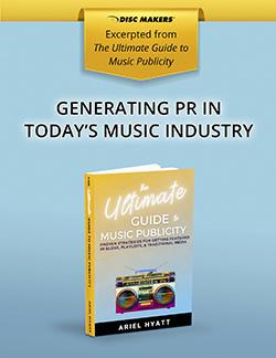 music PR free guide
